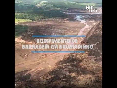 Tragédia de Brumadinho: o rompimento da barragem da Vale no Córrego do Feijão