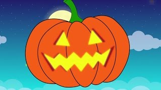 Jack-o'-lantern Song | Halloween pumpkin for children, kids, & the whole family