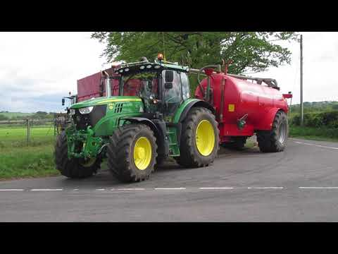 Hamilton Contracting Services On the Slurry