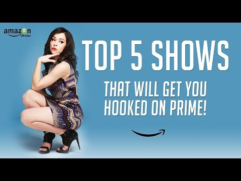 TOP 5 SHOWS ON PRIME THAT ARE NOT ON NETFLIX