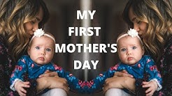 My First Mother's Day | Special Message To My Daughter