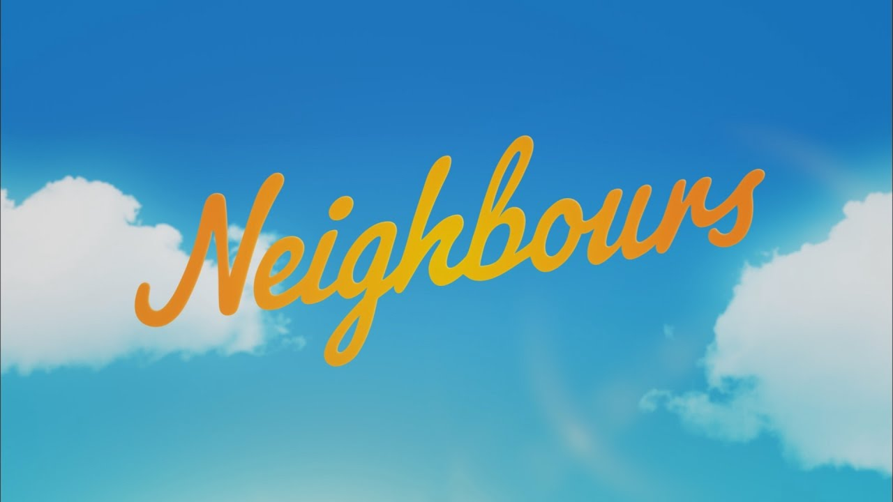 Neighbours Opening Titles April 2017