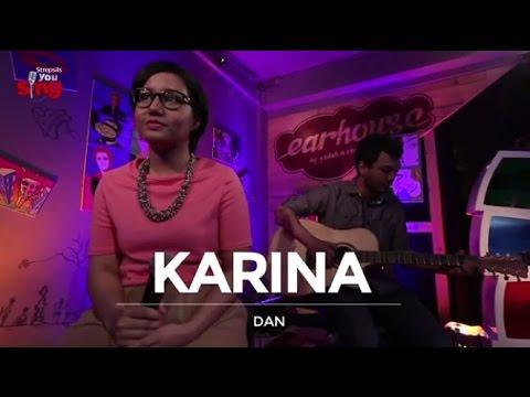 Strepsils Yousing Contest - Karina (Dan - Sheila on 7 Cover)