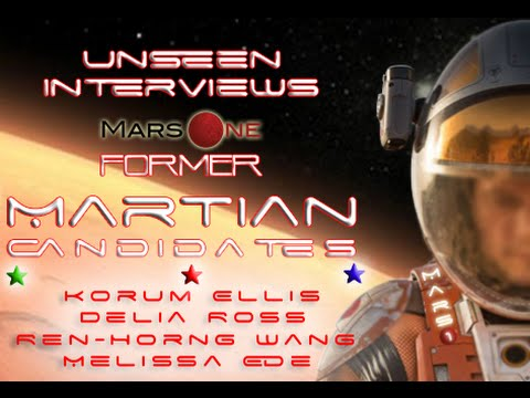 """""""The Human Mission"""" to Mars - Unseen Interviews of former Candidates (Teaser)"""