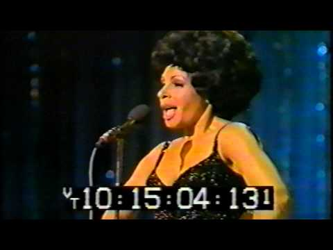 Shirley Bassey -Live at the Talk Of The Town- 1972