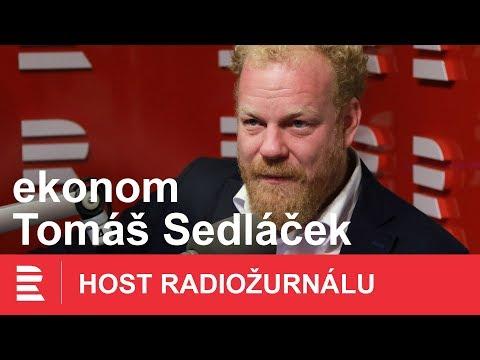 Tomáš Sedláček: Přestaňme se vymlouvat na dědictví komunismu. Mysleme na to, čím chceme být