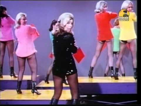 Nancy Sinatra - These Boots Are Made For Walking - The Original (Best video quality)