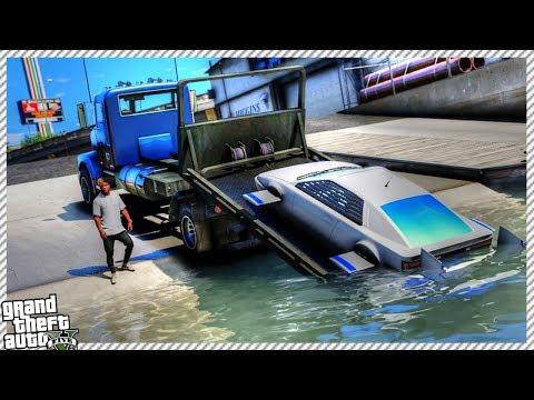 REAL LIFE MOD #2 - Epic Underwater Ocelot Ardent Aqua, Super Expensive Underwater Car Disaster