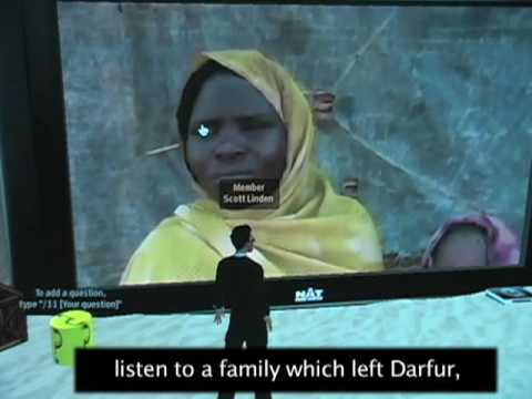 Using Computer Games to Support Democracy and Conflict Resolution