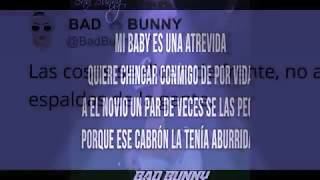 Bad Bunny Frases