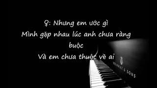 Như đã dấu yêu _lyrics