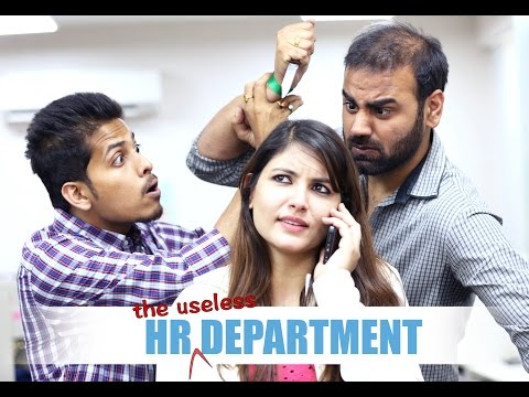 The Workplace   Ep-02   HR The Useless Department