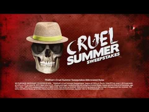 Fearnet cruel summer sweepstakes