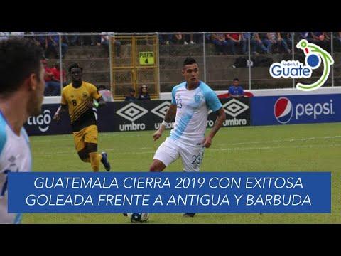 #PartidoAmistoso: Guatemala vs Antigua y Barbuda (Radio Cadena Sonora 96.9 FM)