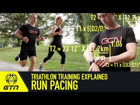 How To Calculate Your Run Race Pace | Triathlon Training Explained