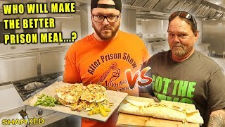 Prison Meal Cooking Challenge...