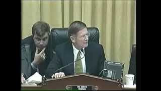 House Judiciary Committee Hearing On Rep. Kucinich