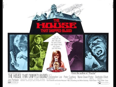 Amicus  The House That Dripped Blood 1971