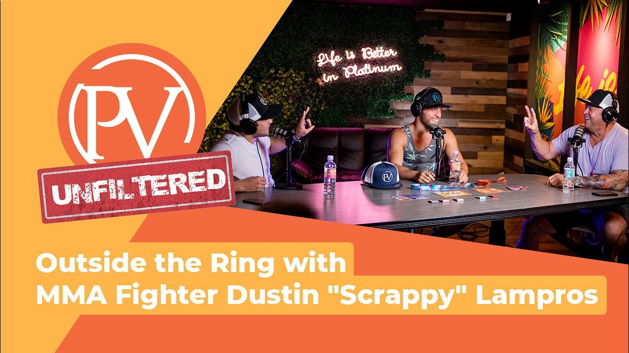 """Download Outside the Ring with MMA Fighter Dustin """"Scrappy"""" Lampros 