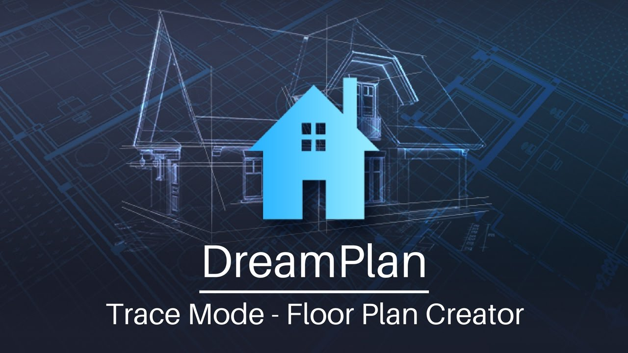 Dreamplan Home Design Floor Plan Creator Tutorial Trace