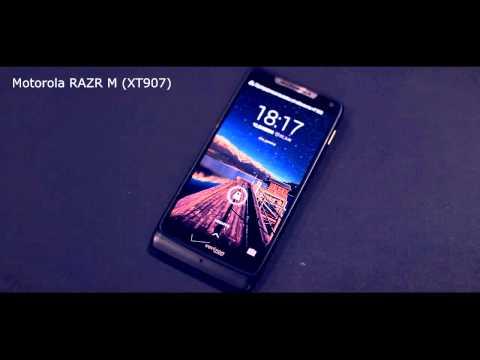Обзор Motorola DROID RAZR M (XT907) с Aliexpress.com