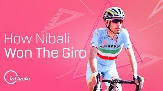 How Nibali Won the Giro | Giro d