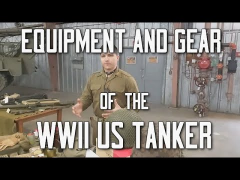 What Did The US Tanker Use In WWII? Learn From Living History At NACC Open House!