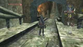 Twilight Princess Water Slide