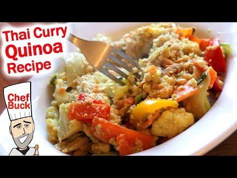 quinoa-recipe-with-a-curry-twist