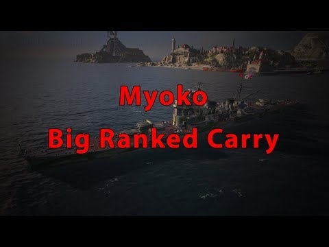 Myoko - My back hurts from the carry