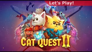 Let's Play: Cat Quest II [First Hour]