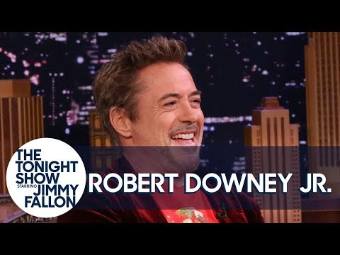 Robert Downey Jr.and Jimmy Embarrass Themselves with Unaired SNL Sketch Stories