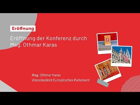 Agenda Austria 2020 - Othmar Karas (Europäisches Parlaments)