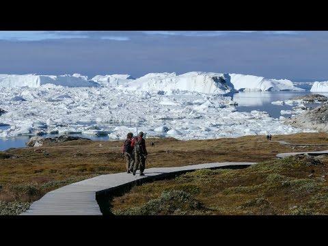 Ilulissat Icefjord World Heritage Site Greenland