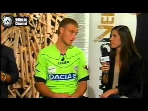 HIT: Wojciech Pawłowski - wywiad dla Udinese Channel
