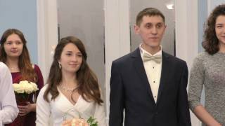 Шевченковский ЗАГС. Свадебный клип