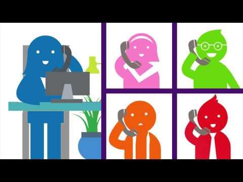 Citizens Advice Bureau Animation