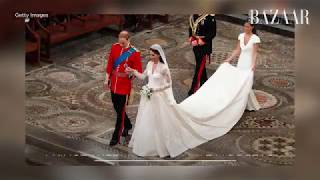 Fashion News: 10 Most Iconic Royal Wedding Dresses