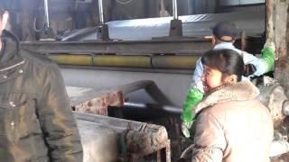 fiber cement pipe production line, asbestos cement pipe production line
