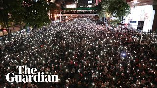 Protesters in Thailand defy government crackdown on pro-democracy demonstrations