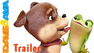 🍉  Down by the Bay - Trailer | Nursery Rhymes and Children's Songs from Dave and Ava 🍉