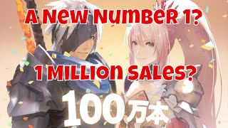 Tales of Arise 1 Million Units & New Number 1 Best-Selling Tales of Series Game?!? | R3D Gaming News