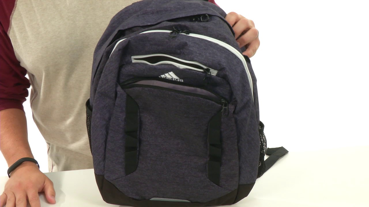 d8e6b7d48f adidas Excel III Backpack SKU:8880894 - YouTube