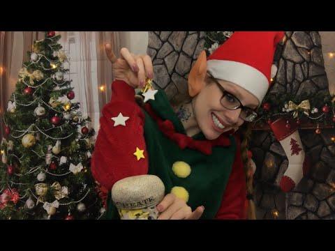 ASMR | How Do Santa's Elves Make Candy?