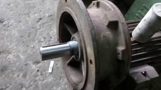 Мотор-редуктор на дровокол 220 В