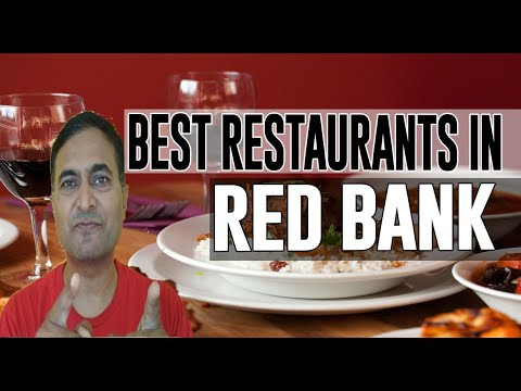 Best Restaurants And Places To Eat In Red Bank, New Jersey NJ