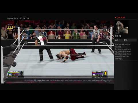 WWE 2K17 Chamber and recruitment