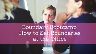 boundary bootcamp