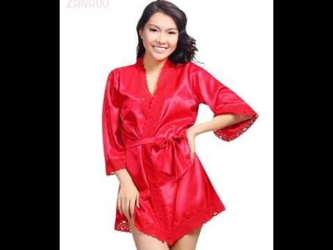 Áo Khoác Ngủ Kimono WANNABE DN470 SID61584
