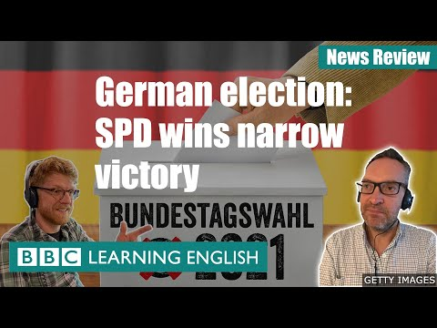 German elections - BBC News Review
